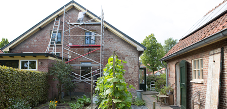 binnen schilderen huis elst overbetuwe nijmegen arnhem